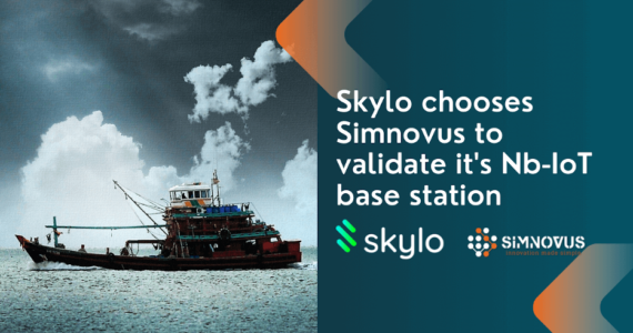 Skylo chooses Simnovus for Skylo's Narrowband IoT base station validation in the lab